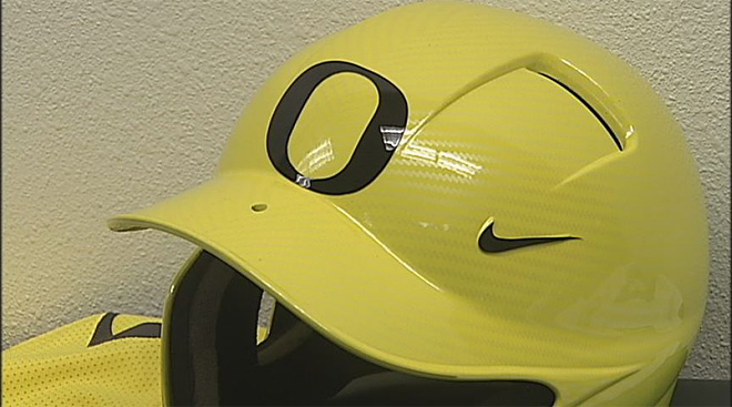 Oregon unveils new softball uniforms (5)