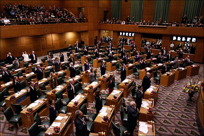 Oregon Legislature: 5 things to watch this week