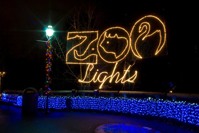 ZooLights starts Friday at Oregon Zoo