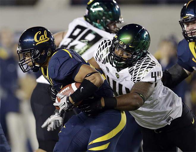 Injuries to test Ducks' defense against Stanford