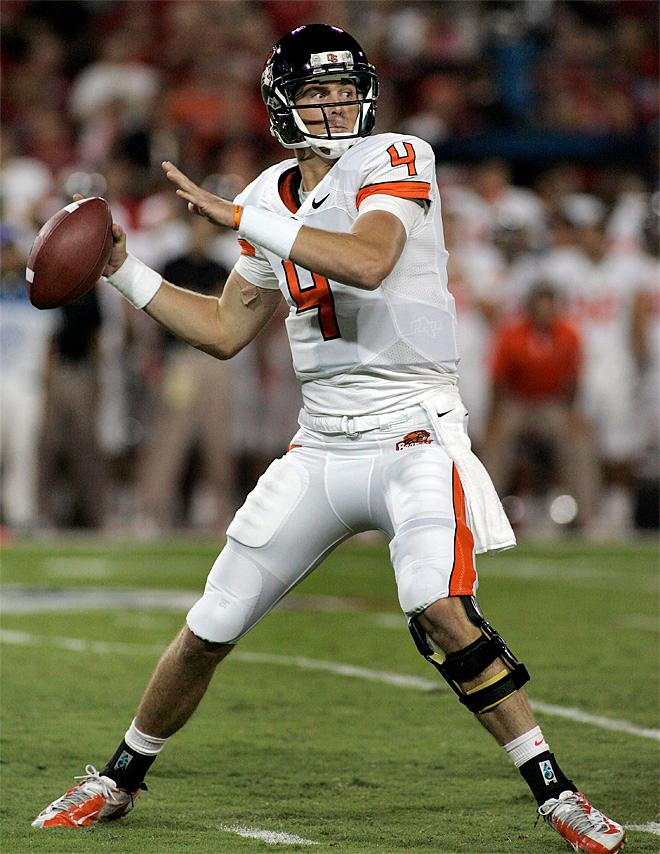 Sean Mannion earns Pac-12 Player of the Week honor