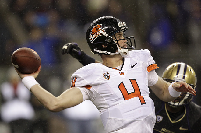 Mannion to start against Golden Bears