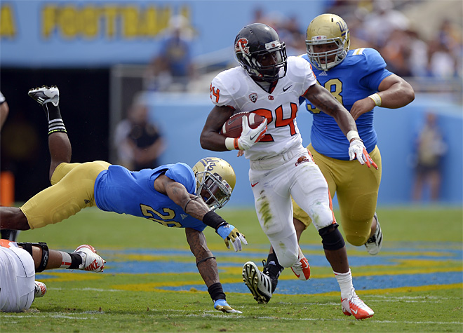 Oregon State UCLA Football
