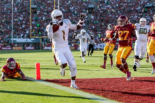 Ducks move up to No. 3 in BCS standings; Beavers 11th
