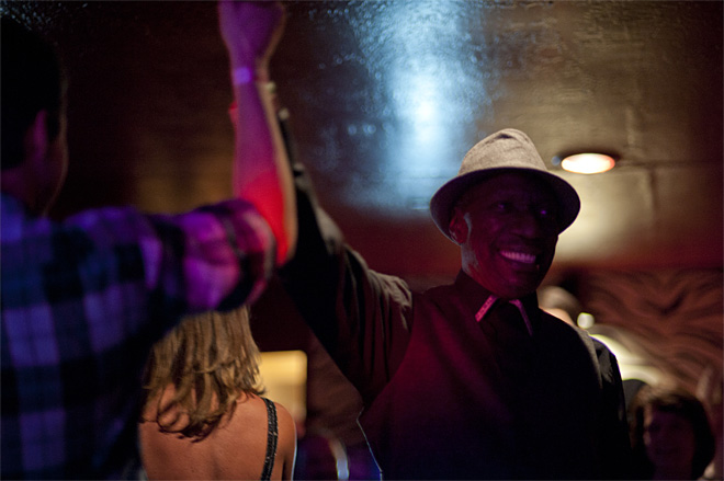 Otis Day returns to the Dexter Lake Club (Photo by Tristan Fortsch - KVAL.com Staff)