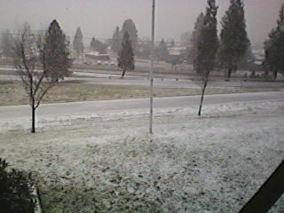 Snow in Sutherlin
