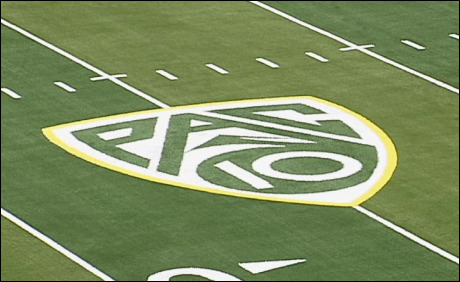 Sneak peek of new Pac-10 logo