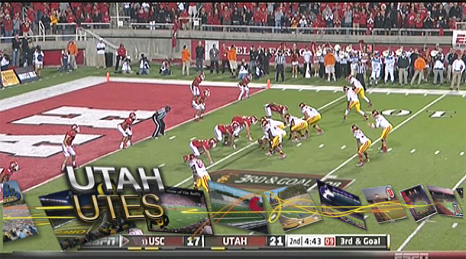 Pac-12 tour vists Utah Utes (1)