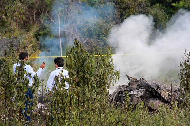 Peru Helicopter Crash