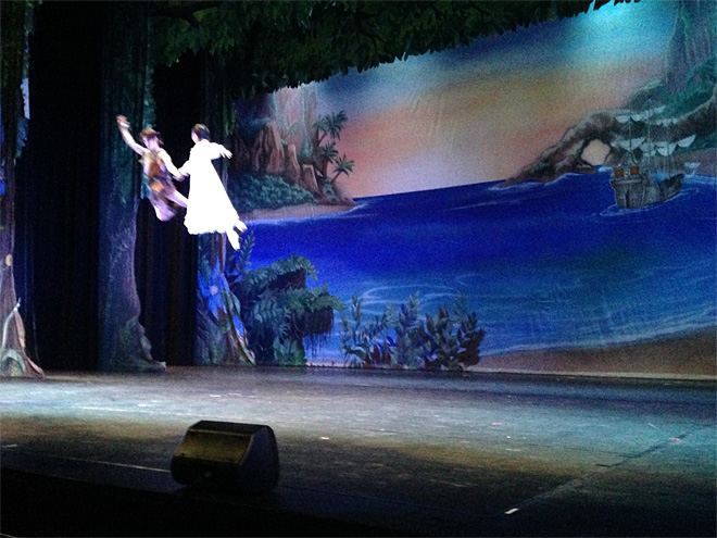 Eugene Ballet takes flight for 'Peter Pan'