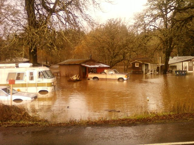 Philomath Flooding