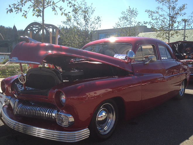 Photos: Annual Rods 'n Rhodies Invitational Car Show - Photo by Ty Steele