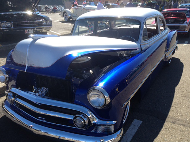 Photos - annual Rods and Rhodies Invitational Car Show 20 - Photo by Ty Steele