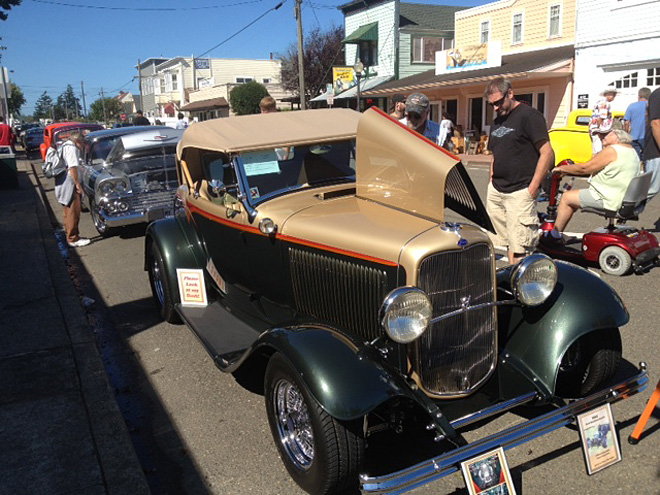 Photos - annual Rods and Rhodies Invitational Car Show 23 - Photo by Ty Steele