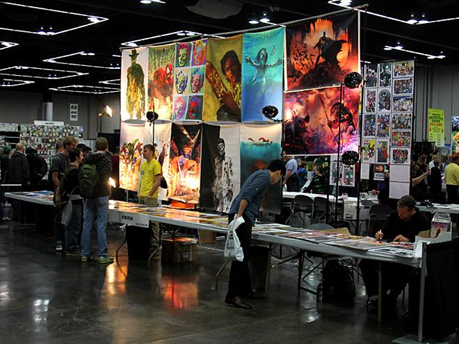 Thousands assemble for the first PDX Wizard World Comic Con