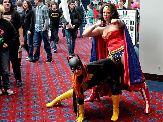 First annual Portland Wizard World Comic Con  (Photo - David Flowers, Oregon News Lab for KVAL.com)