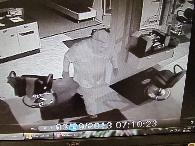 Police: Photos released from Roseburg burglary, theft
