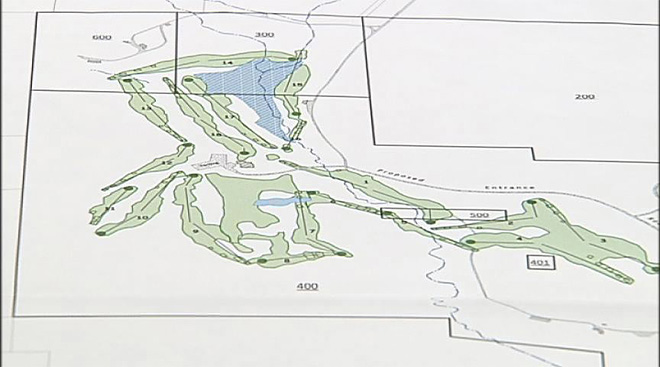 Plan for UO golf course in Creswell taking shape (2)