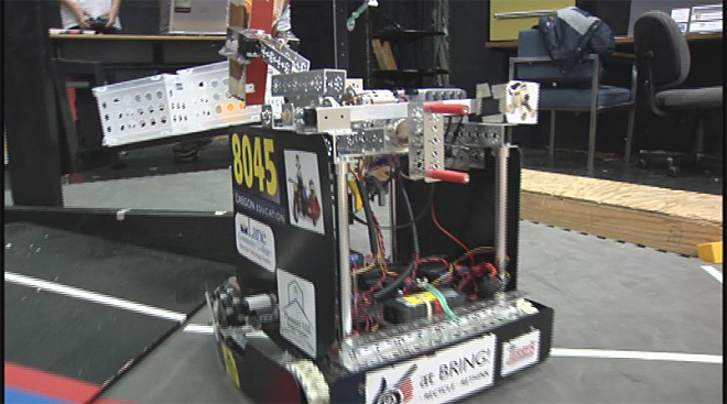Pleasant Hill Robotics Team 2014 (5)