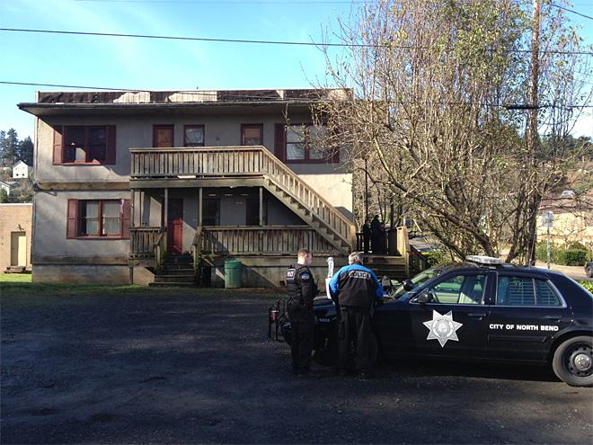 Police investigate death in Coos Bay 02