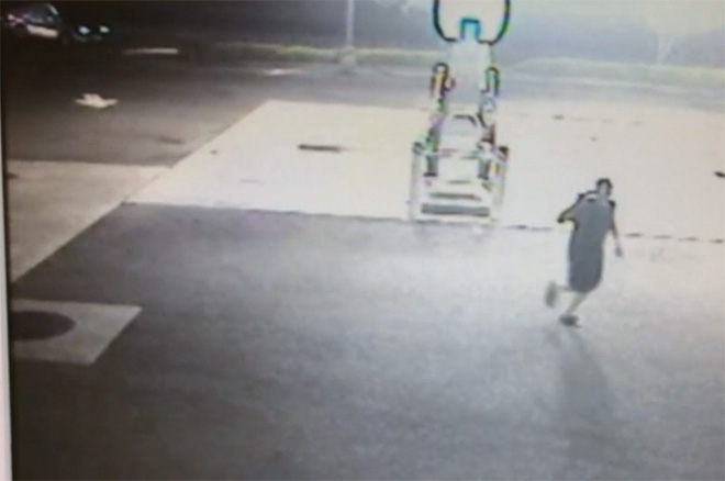 Police release surveillance footage after officer involved shooting in Albany -