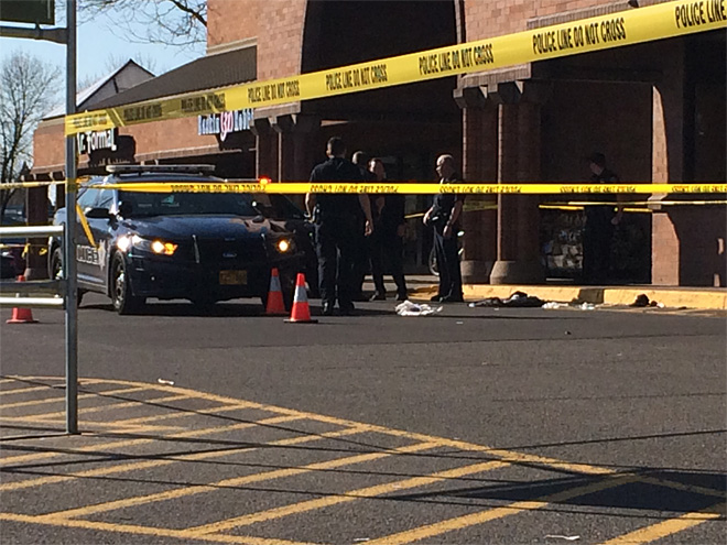 Police respond to shooting at shopping center on River Road and Division Ave.