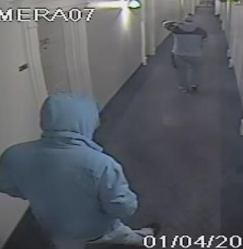 Police seek tips on TV thefts