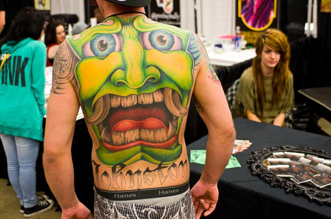Portland Tattoo Expo 2012