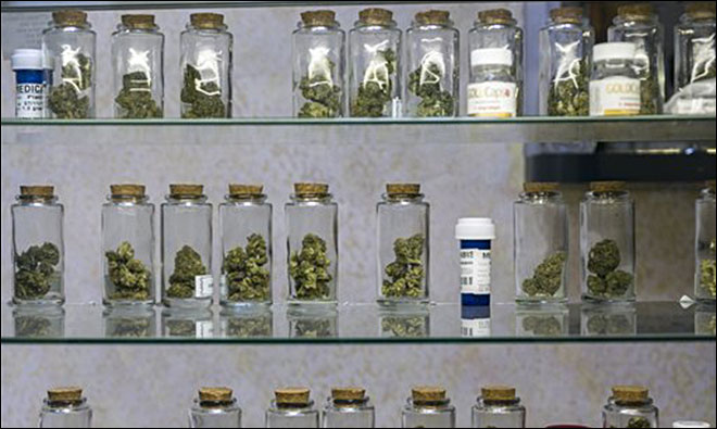 Governor signs medical marijuana dispensaries bill