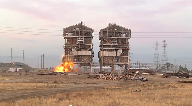 Power Plant Implosion 303