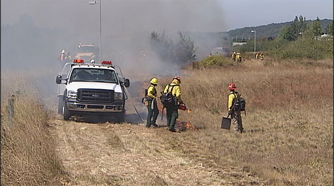 Prescribed burn in West Eugene Wetlands (4)