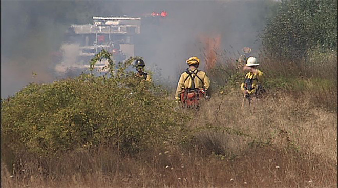 Prescribed burn in West Eugene Wetlands (6)