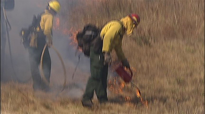 Prescribed burn in West Eugene Wetlands (7)