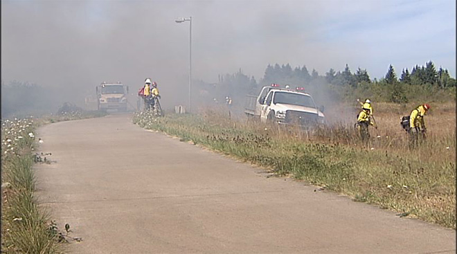Prescribed burn in West Eugene Wetlands (8)