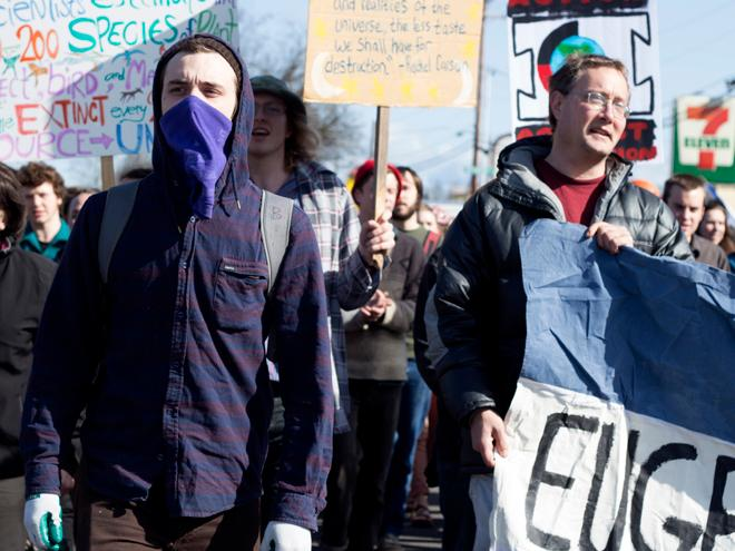 Protest March 3 in Eugene (11)