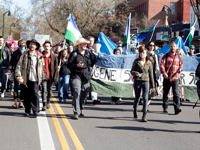 Protest March 3 in Eugene (14)