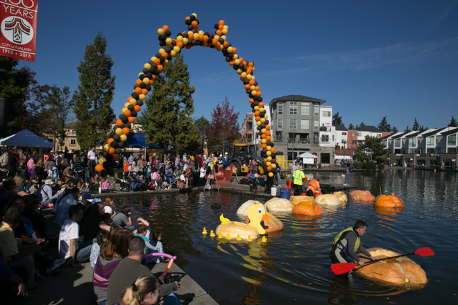 West Coast Giant Pumpkin Regatta