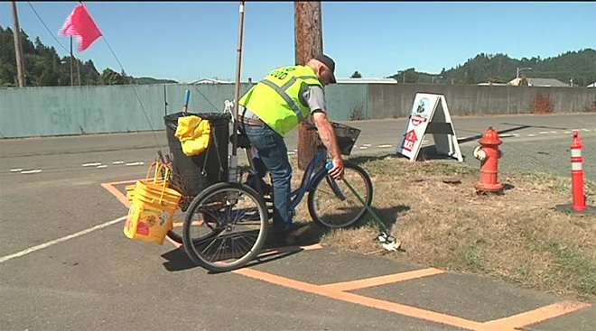 Reedsport 'Do Gooder' challenges community to do better