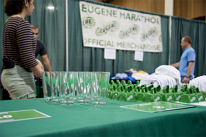 Registration for the Eugene Marathon 05