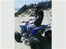 Nothin beats Oregon Dunes for Recreation