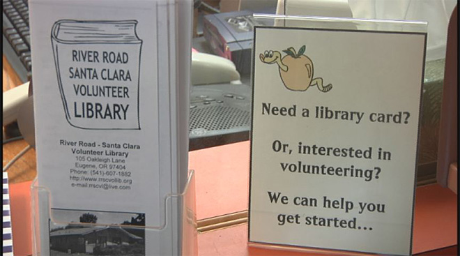 River Road Volunteer Library