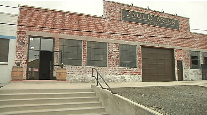 Urban winery set to open in downtown Roseburg