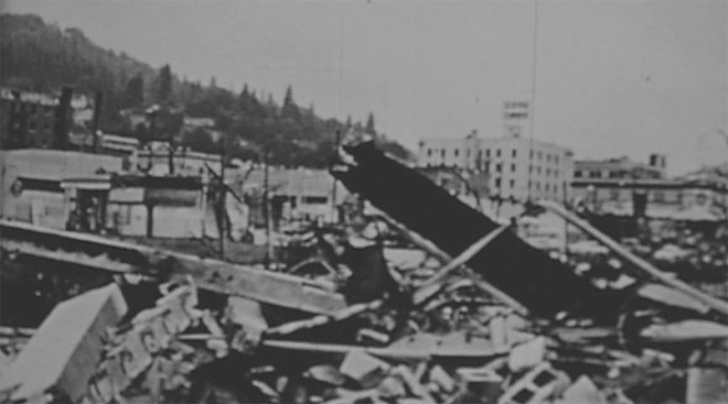 Roseburg Blast from 1959 04