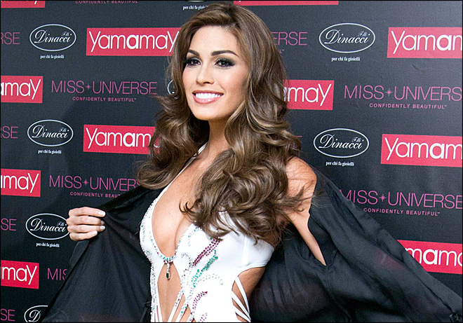 TV starlet, flamenco dancer wins new Miss Universe