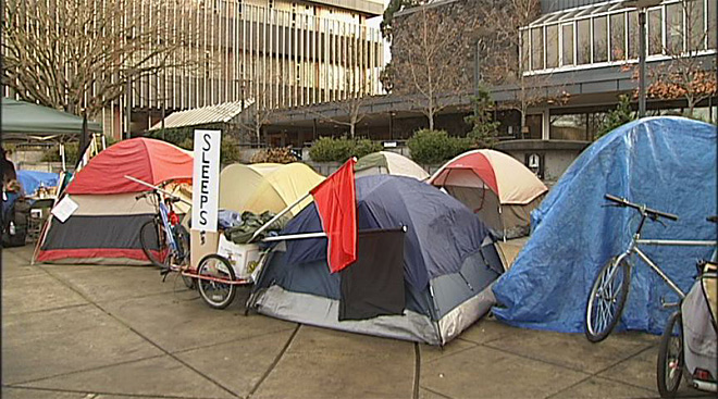 SLEEPS Protest at Lane County Courthouse (12)