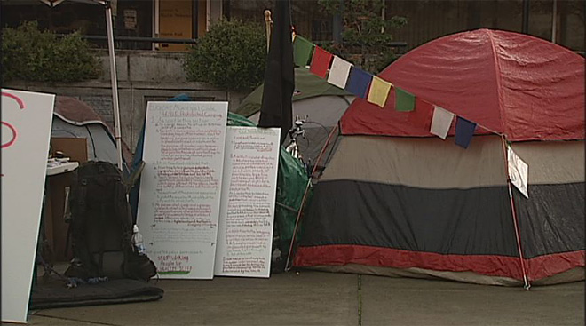 SLEEPS Protest at Lane County Courthouse (5)