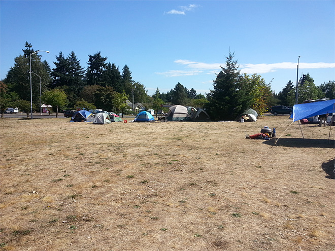 SLEEPS sets up camp in North Eugene (3)