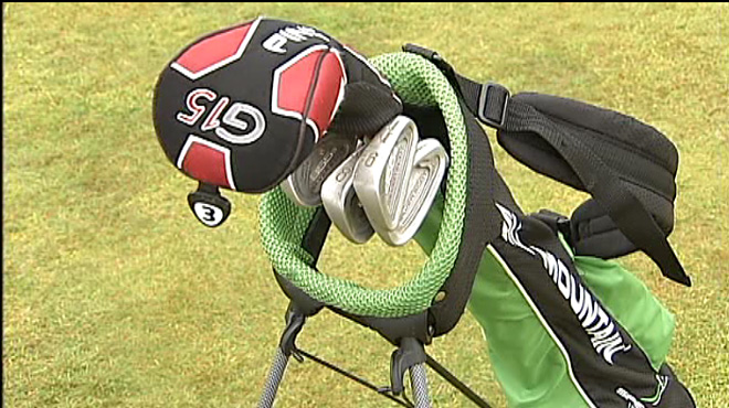 Speedgolf: 'Get done so the wife doesn't get too upset'