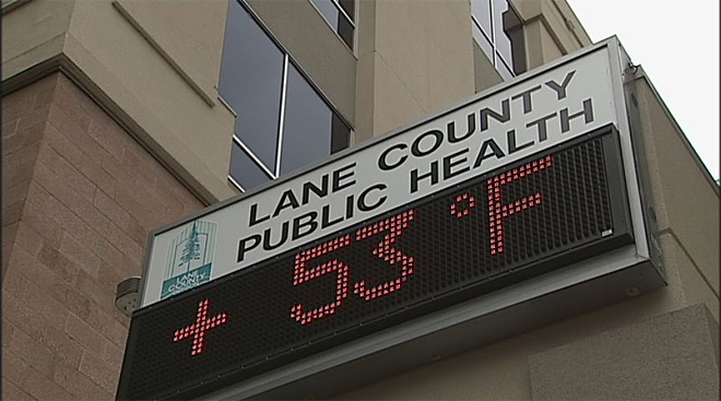 STD Epidemic in Lane County