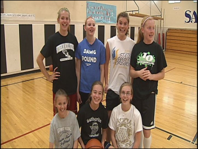 Kaptivating Kidz: Sutherlin girls ready to press hoops luck in Reno